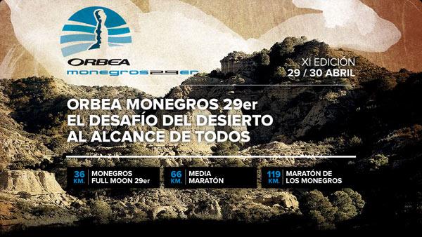 Orbea Monegros 29er. El desafío del dsierto al alcance de todos